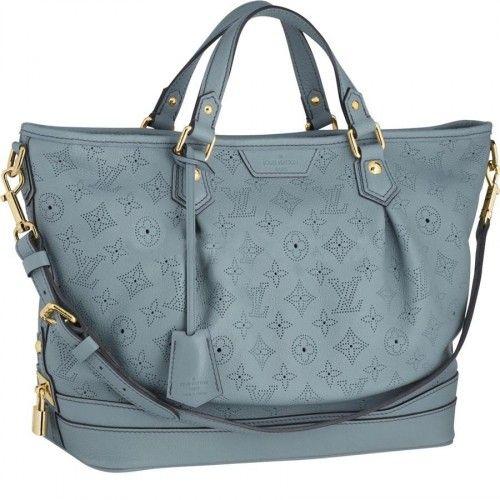Louis Vuitton Mahina Leather M93176