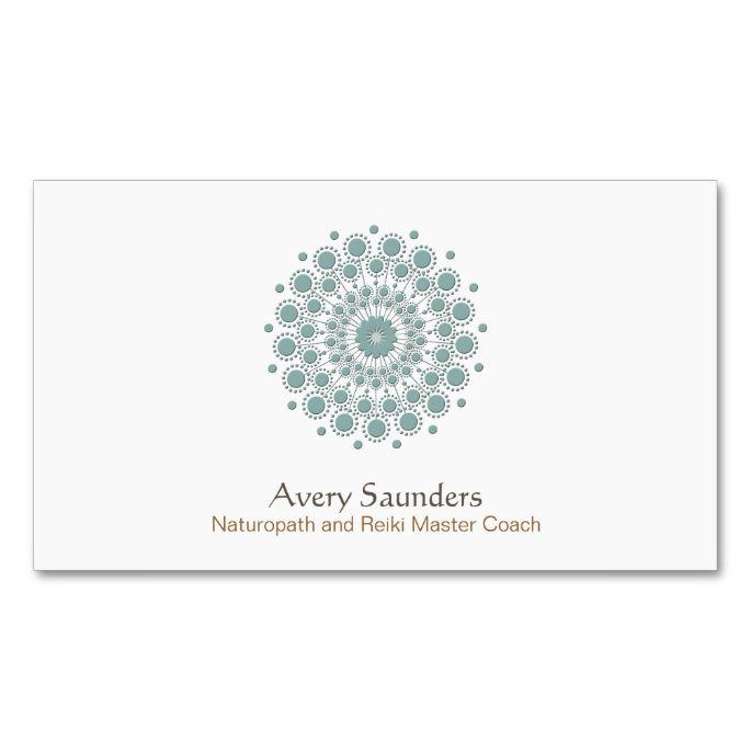 Healing Arts, Natural Health and Wellness Logo Business