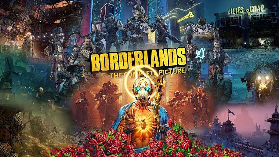 Borderlands Wallpaper 4k Awesome Borderlands 3 4k Wallpaper 42 Of Borderlands Wallpaper 4k Bo In 2020 Borderlands Borderlands Art Wallpaper