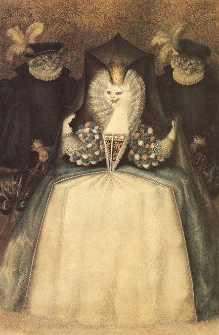 Cats Tale: A Fairy Tale Retold