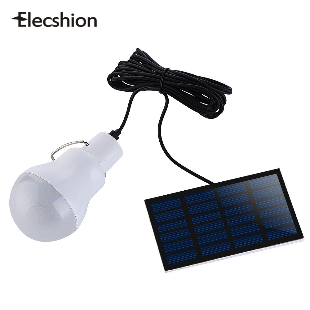 Solar Außenbeleuchtung Elecshion Led Energie Solar Power Led Lampe Überall Licht