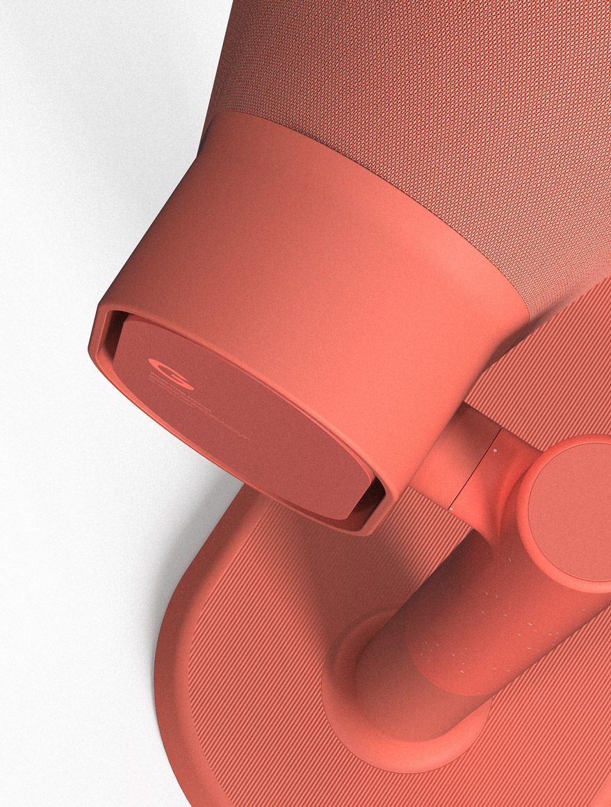 Google Visual Assistant Concept Cmf Design Electronics Design Industrial Design Trends
