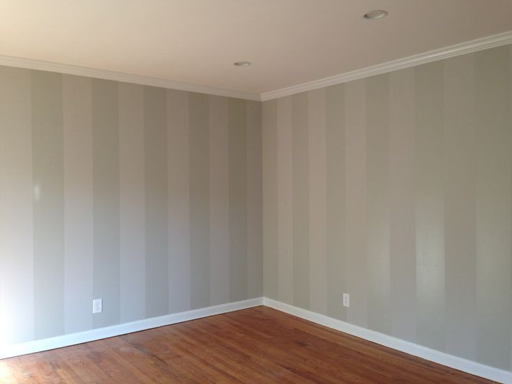 Gloss and matte paint stripes google search bedroom for Matte finish paint for walls