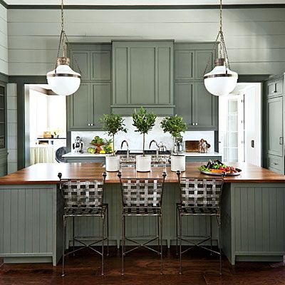 Paint Color Choices for 2013 Southern Living Idea House | Southern ...