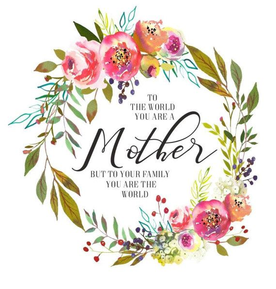 mother 39 s day print by alicesaccessoriesx on etsy printable mothers day cards mothers love art. Black Bedroom Furniture Sets. Home Design Ideas