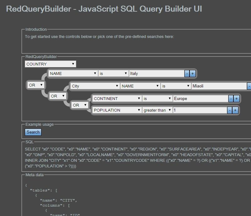 The 25 Best Sql Query Builder Ideas On Pinterest