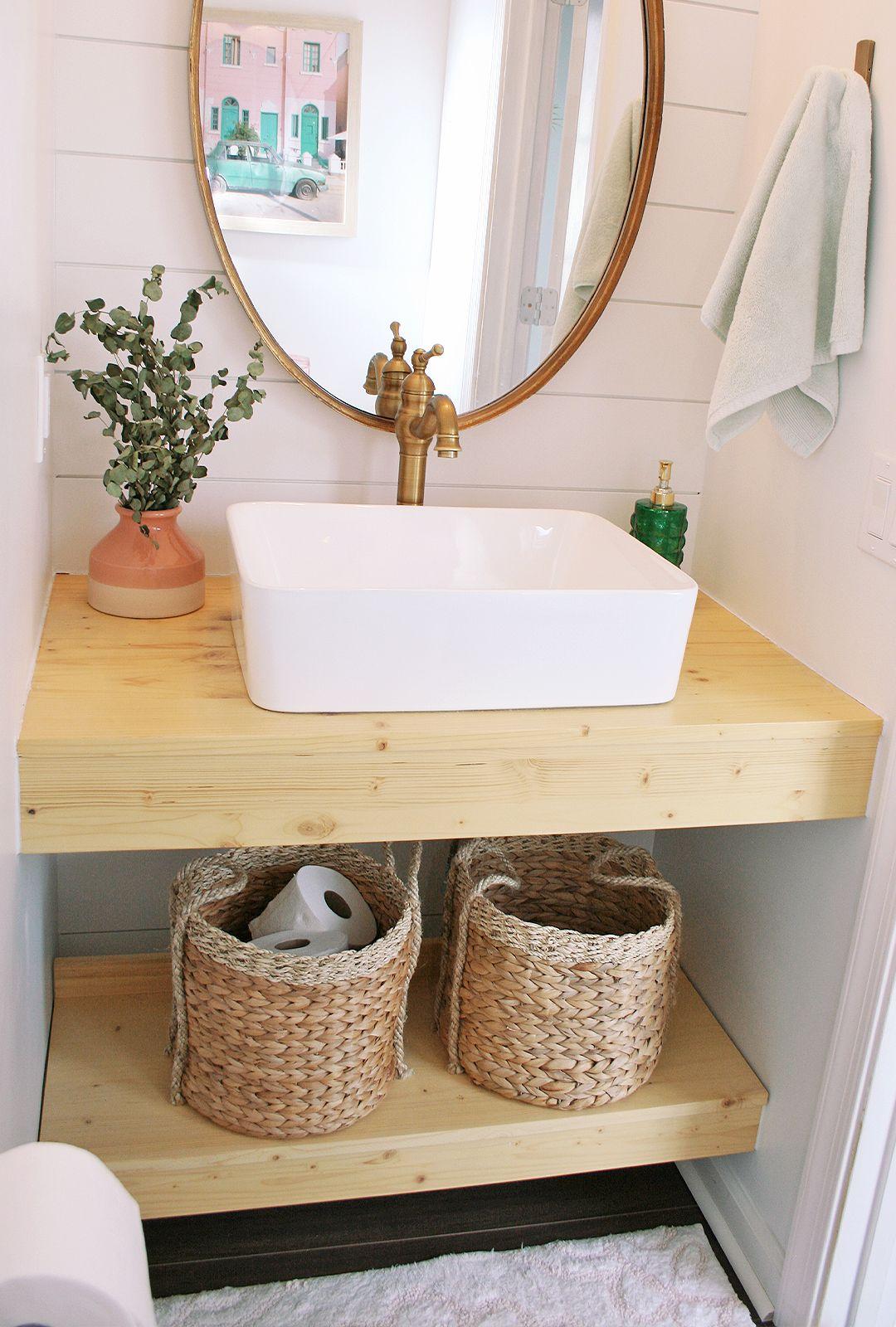 Photo of Our Half Bath Remodel – Love Vividly