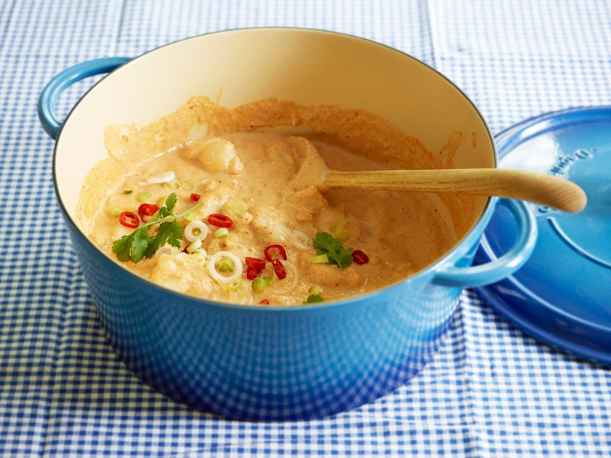 Fisch-Curry mit Tahini –Rezept | NZZ Bellevue