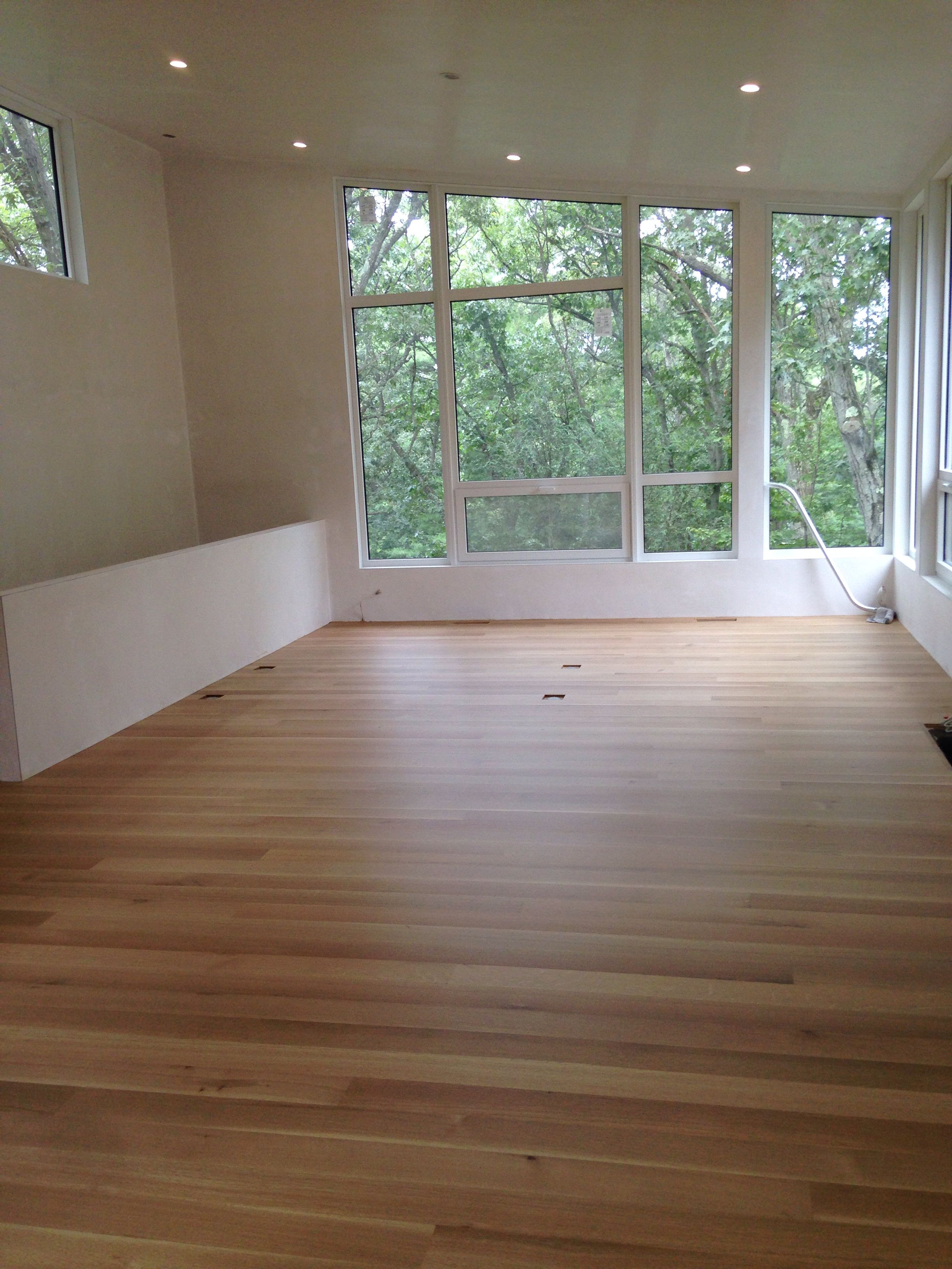 Bona Naturale Wide Plank White Oak White Oak Floors Oak