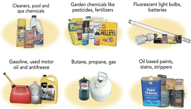 household products hazards