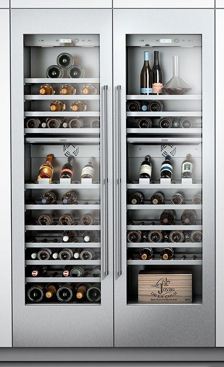 gaggenau appliances the vario cooling appliances rc 472. Black Bedroom Furniture Sets. Home Design Ideas