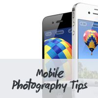 10 Crucial Tips for Better Mobile Phone Camera Photography via photo.tutsplus.com