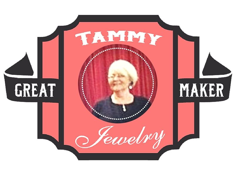 """I feel so blessed that I can spend my time doing what I LOVE to do. It has taken many years of a """"regular"""" job and retirement to reach this time in my life. I also feel so blessed to find many folks who like my jewelry that they buy it...allowing me to buy more supplies and make more jewelry!! It just doesn't get any better than that!"""