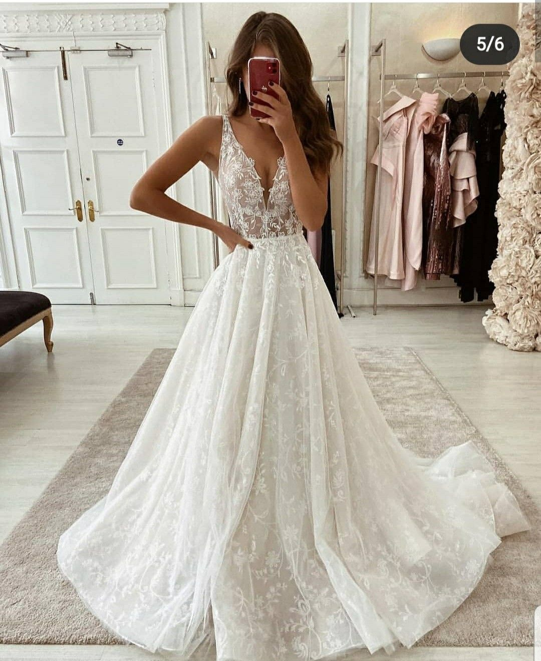 Pin By Mia Mszaneckyj On Wedding In 2020 Wedding Dresses Blush Rustic Wedding Gowns Best Wedding Dresses