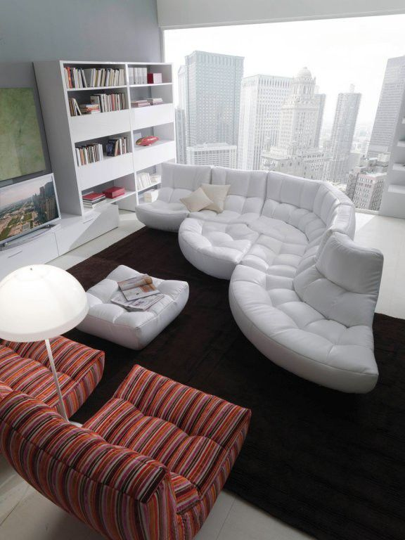 silhouette sectional sofa chateau d ax furniture in 2019 rh pinterest com