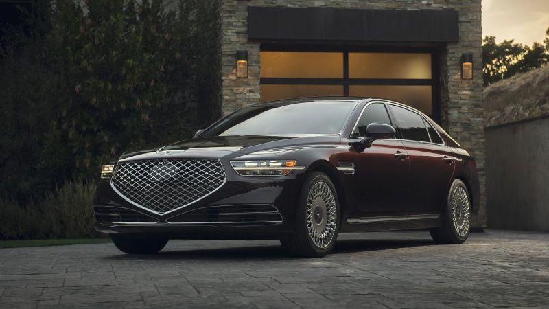 2020 Genesis G90 Has Flat Pricing Would Be Options Are Built In In 2020 With Images Sedan Luxury Sedan Genesis