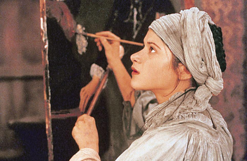 Artemisia [1997] with Valentina Cervi | Italian actress ...