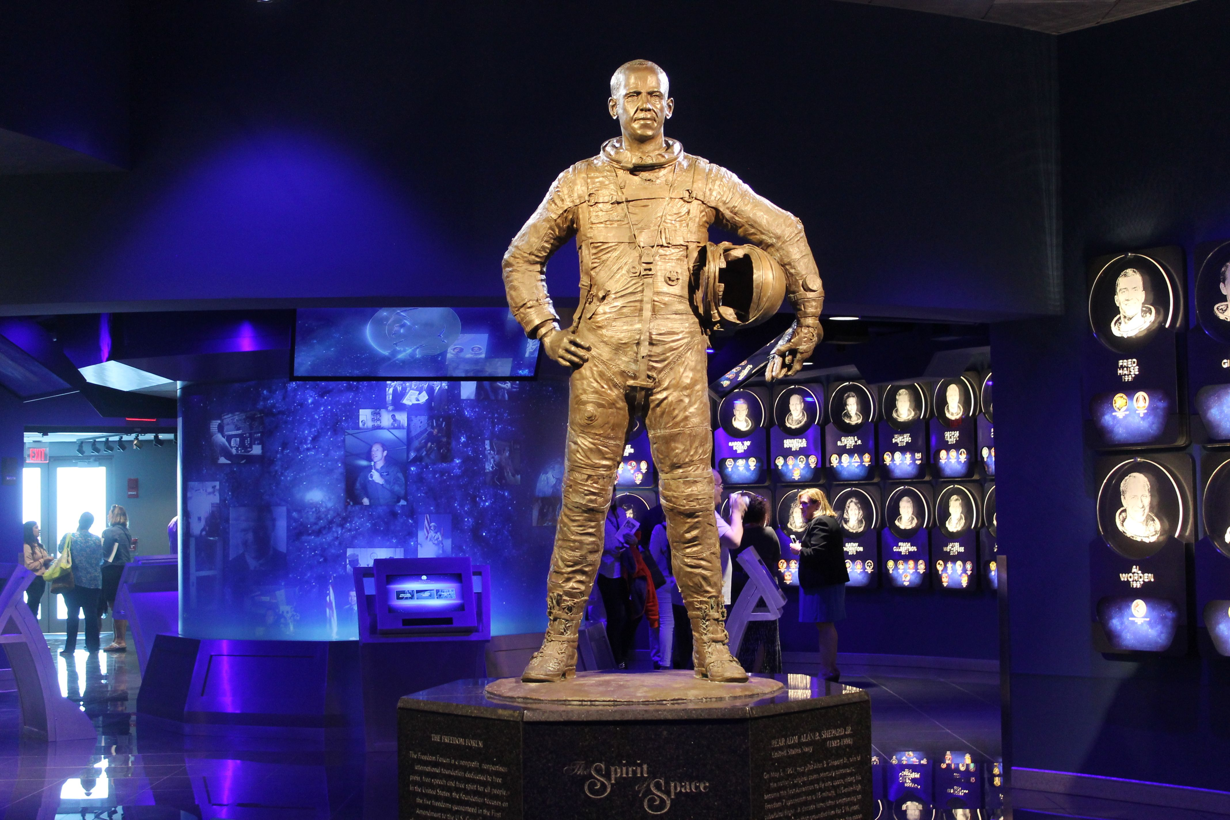 NASA heroes and legends
