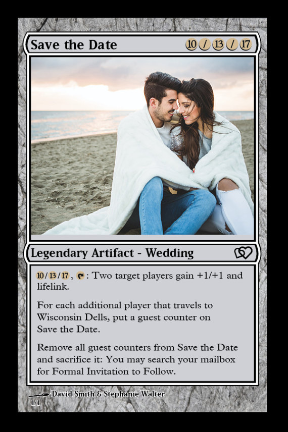 Dating magic the gathering