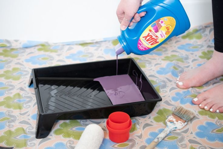 36 Painting Tricks to Help You Paint Like a Pro #tidepodscontainercrafts
