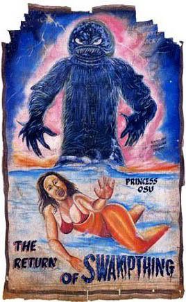 Ghana Movie Posters Film Posters Art Horror Posters Film Posters