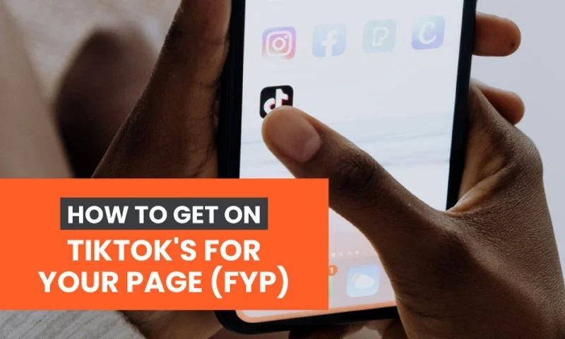 How To Get On Tiktok S For You Page Fyp In 2021 Popular Social Media Apps Social Media Apps Business Articles