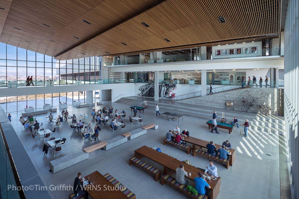 Gallery of New Adobe Campus in Lehi City / WRNS Studio
