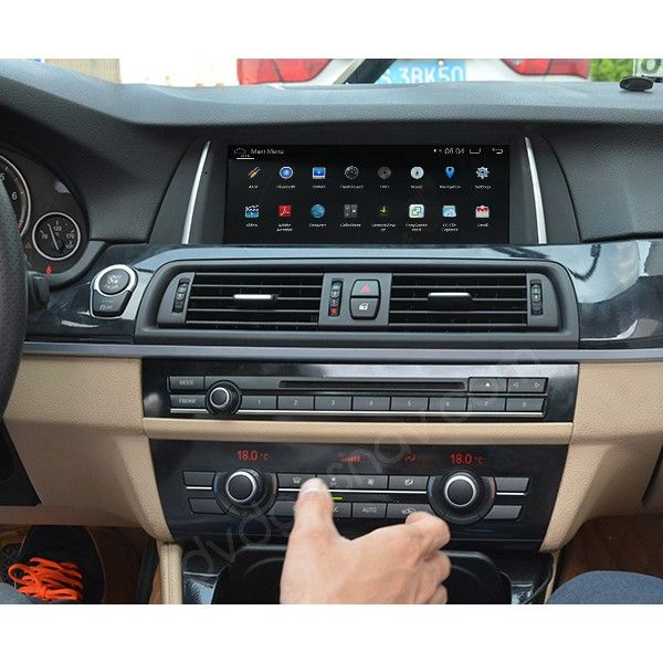 Bmw F10 Android Head Unit Navigation Android Navigation Bmw