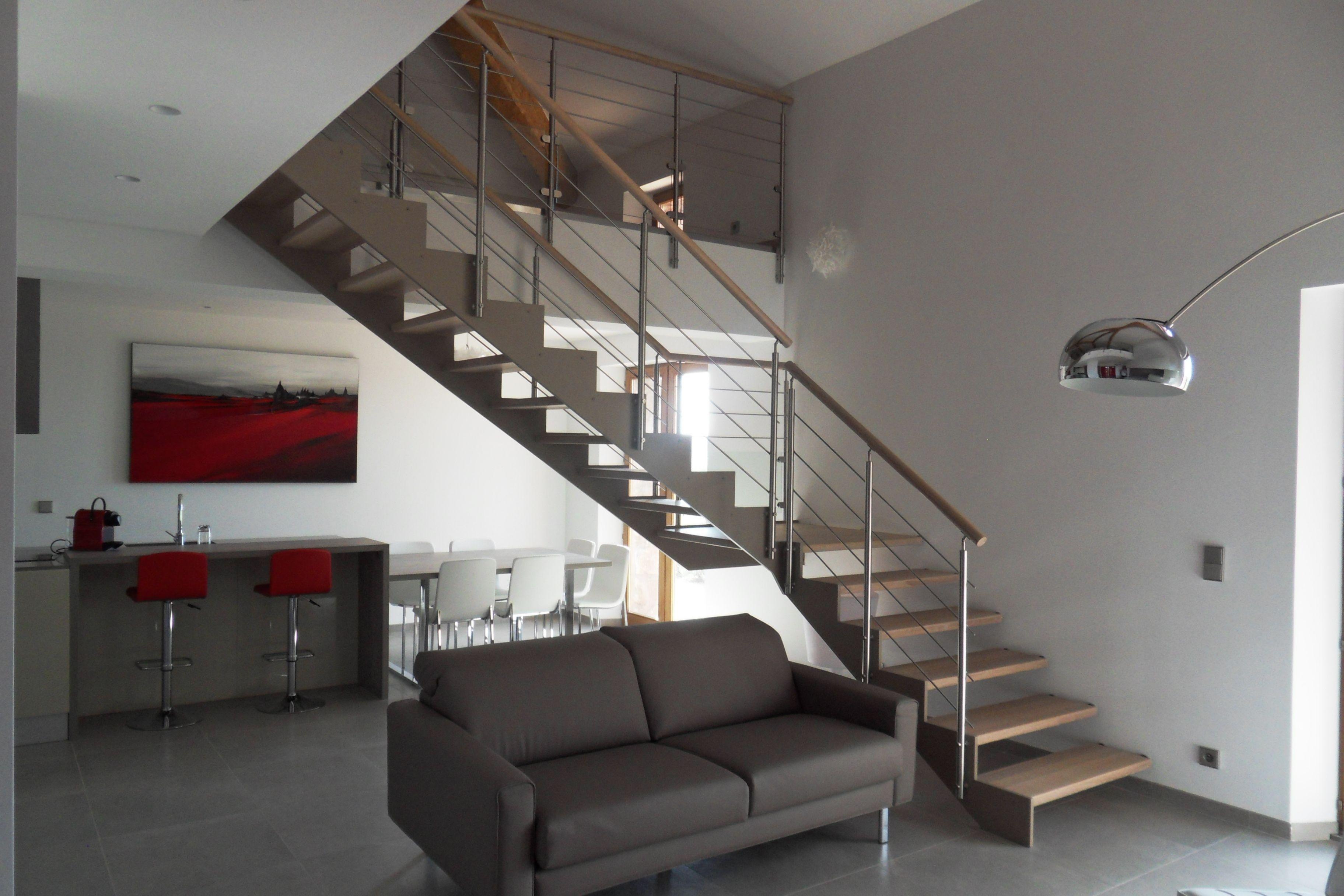 Passion Bois concernant passion bois vous présente sa gamme #escalier #limon #métallique