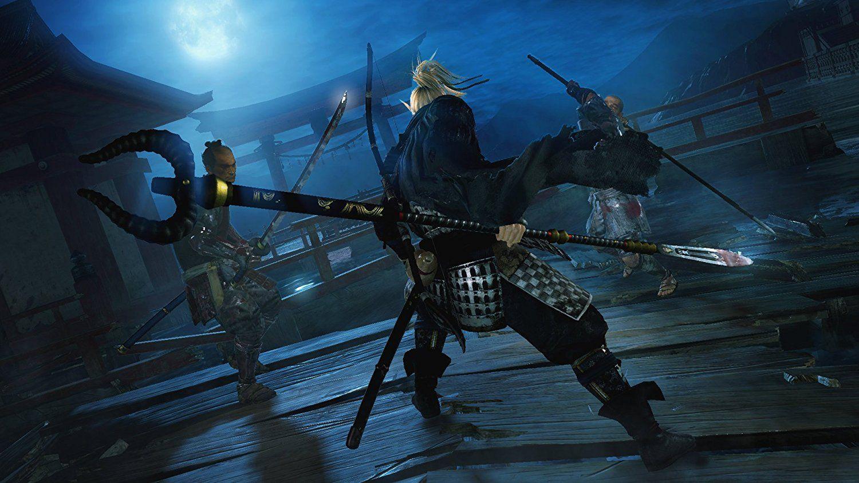 New Games NIOH (PlayStation 4) Игры