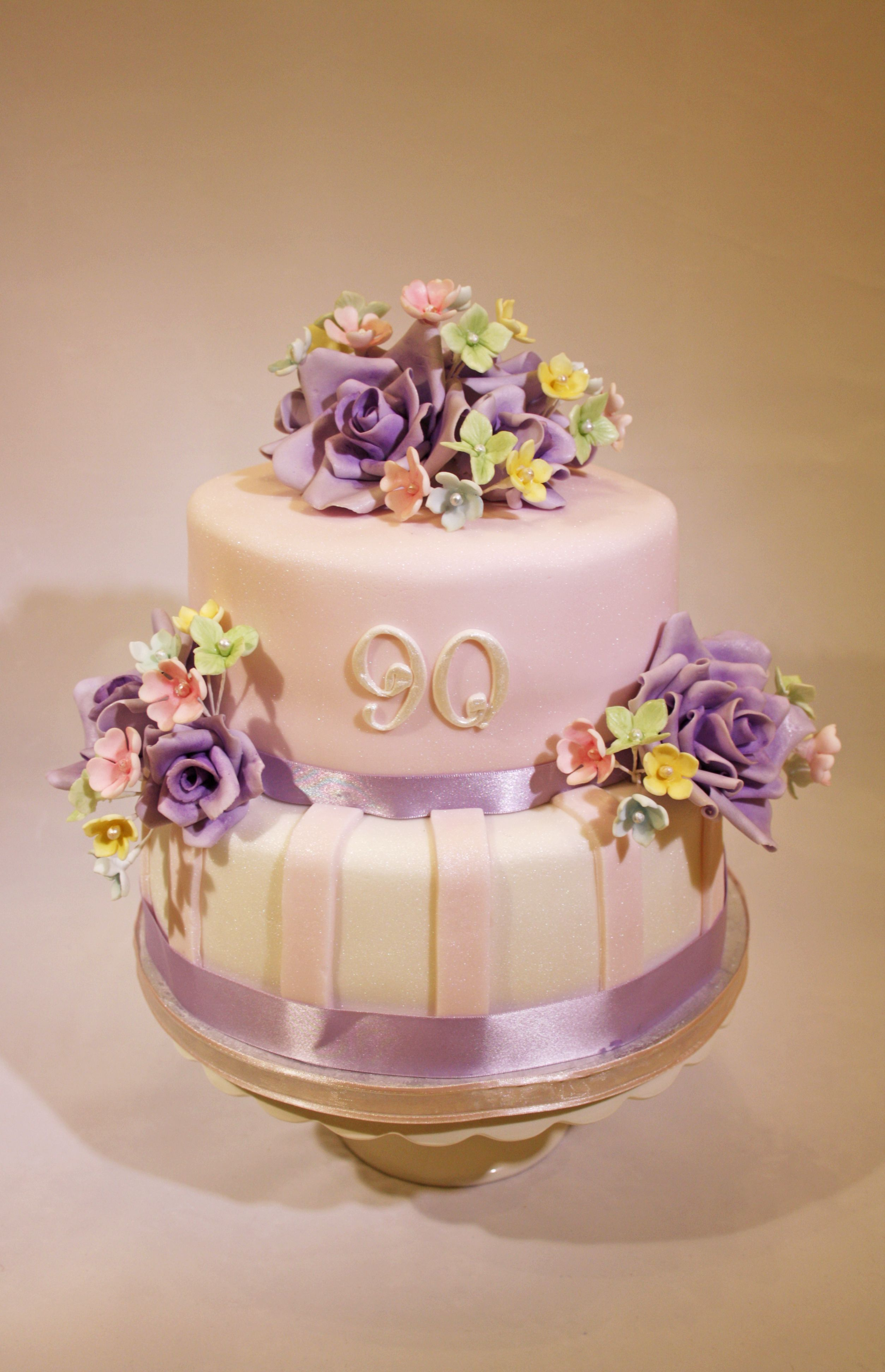 The Flowers Are Done Well Not Necessarily Cake Roses And