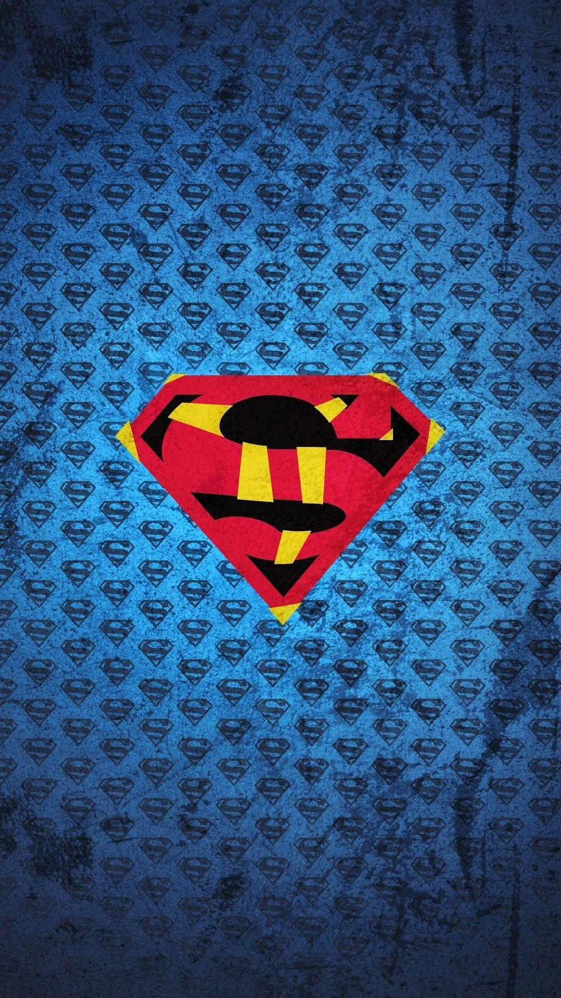 Elegant Superman Wallpaper iPhone 6 Superman artwork