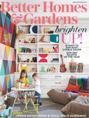 FREE Better Homes U0026 Gardens Magazine Subscription Offers)
