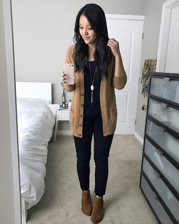 50 Attractive Women Casual Outfits Ideas For Fall