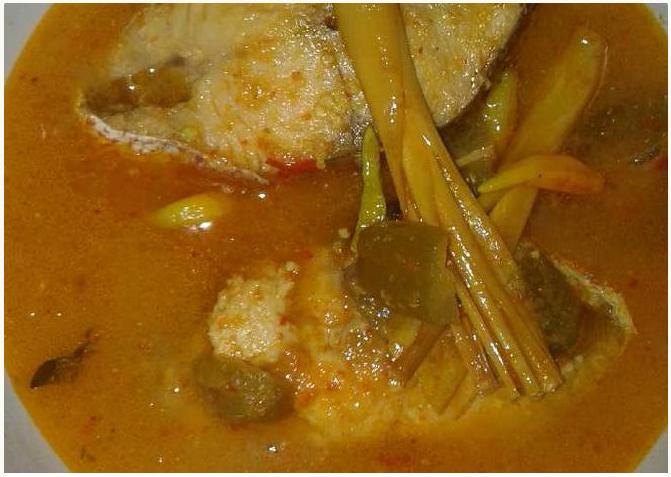 Resep Dan Cara Membuat Palumara Ikan Kakap Resep Resep Ikan Masakan Indonesia