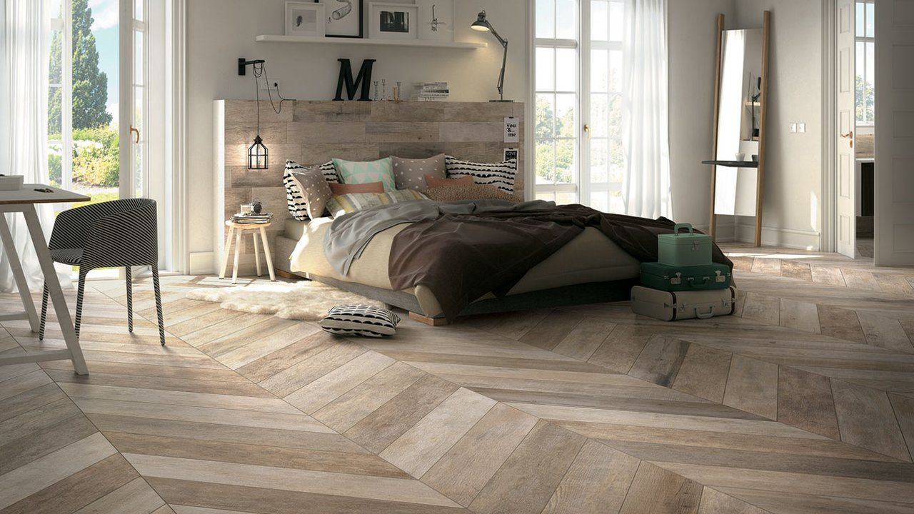 Wood Look Tile 17 Distressed Rustic Modern Ideas Bedroom Flooring Floor Tile Design Wood Look Tile