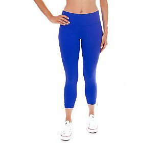 0e0dd45393 90 Degree by Reflex Active Pull-On Capri Pants: My ABSOLUTE FAVE; found my  pair at Marshalls for about $15..can't decide if I wanna go for it with the  ...