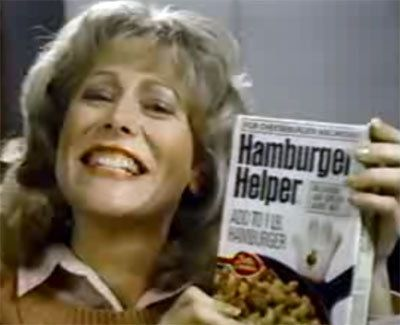 1970s food advertising 1970s prepackaged foods