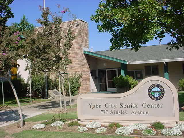 Yuba City Library Yuba City California Senior Center Yuba City Senior Center 777 Ainsley Avenue Yuba Cit Yuba City Yuba City California Parks And Recreation