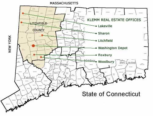 Klemm Real Estate - Luxury Homes, CT. Roxberry. CT. with ...