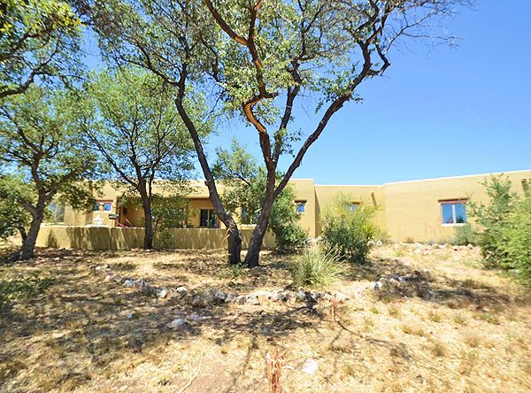 9/12/14. Secluded home in Wild Horse with solar. Beautiful 3206 s/f upgraded custom home on 5.01 wooded acres. 4BR/3BA/3CG. Open plan. Outstanding covered patio. Mountain views. MLS#151604. $464,900. www.bmahlmann.longrealty.com. Call Bev or Al Mahlmann, 520-236-4396 Bev's cell, 520-249-4950 Al's cell, or email BMahlmann@LongRealty.com. See more on page 16 of the current issue of REP