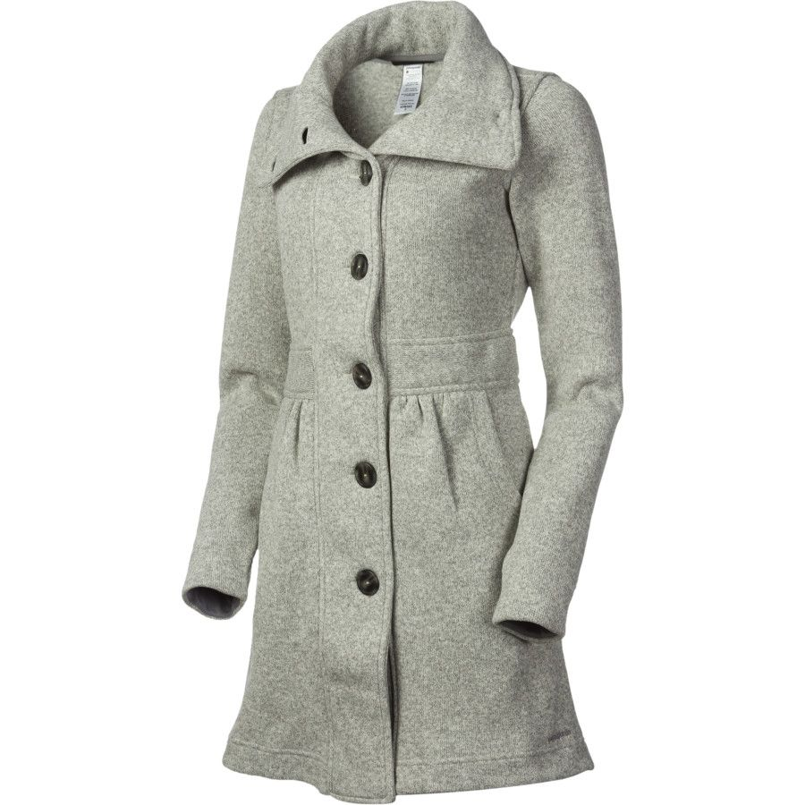 Patagonia Better Sweater Fleece Coat - Women's | Patagonia, Coats ...