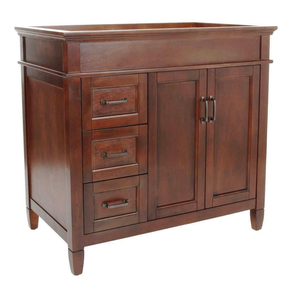 Home Decorators Collection Ashburn 36 In. W Bath Vanity