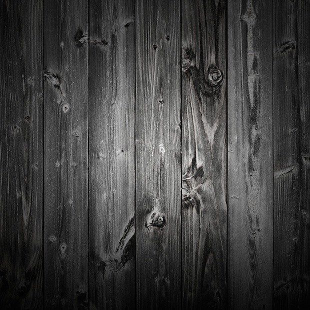 Dark wood. more wood wallpaper   maybe just on one wall behind the bed  keep