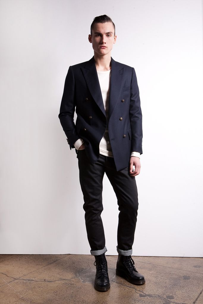 Images of Mens Blazer And T Shirt - Fashion Trends and Models
