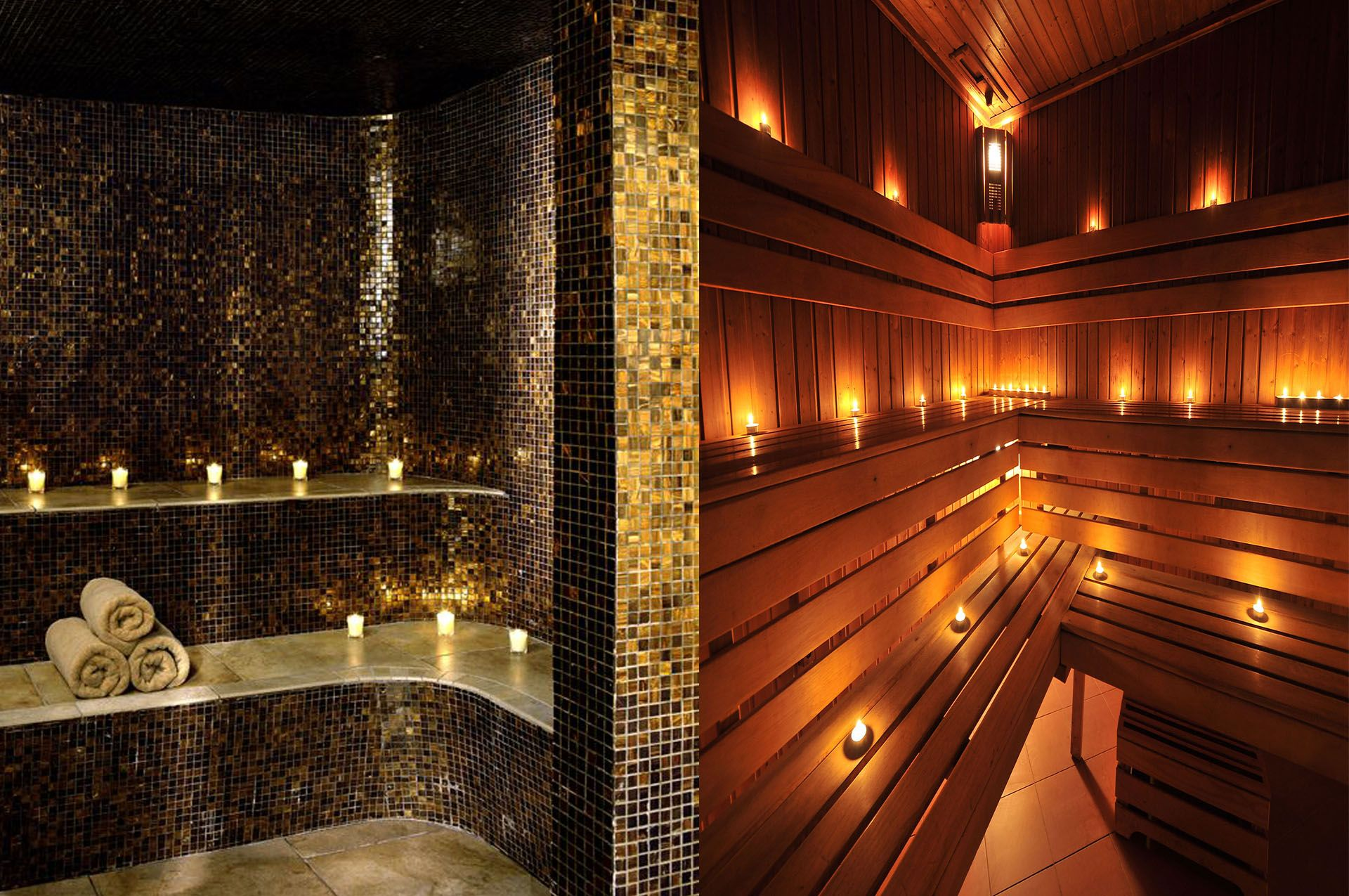 Steam Rooms And Saunas Why This Spa Power Couple Should Be In Heavy Rotation Steam Room Sauna Benefits Sauna