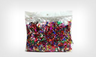 Saquinho de glitter