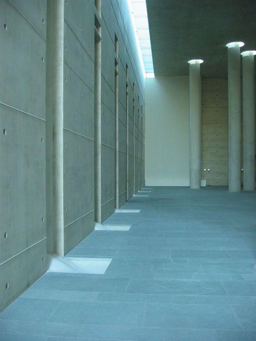[Berlin] Crematorium Baumschulenweg - Axel Schultes Architekten & Charlotte Frank