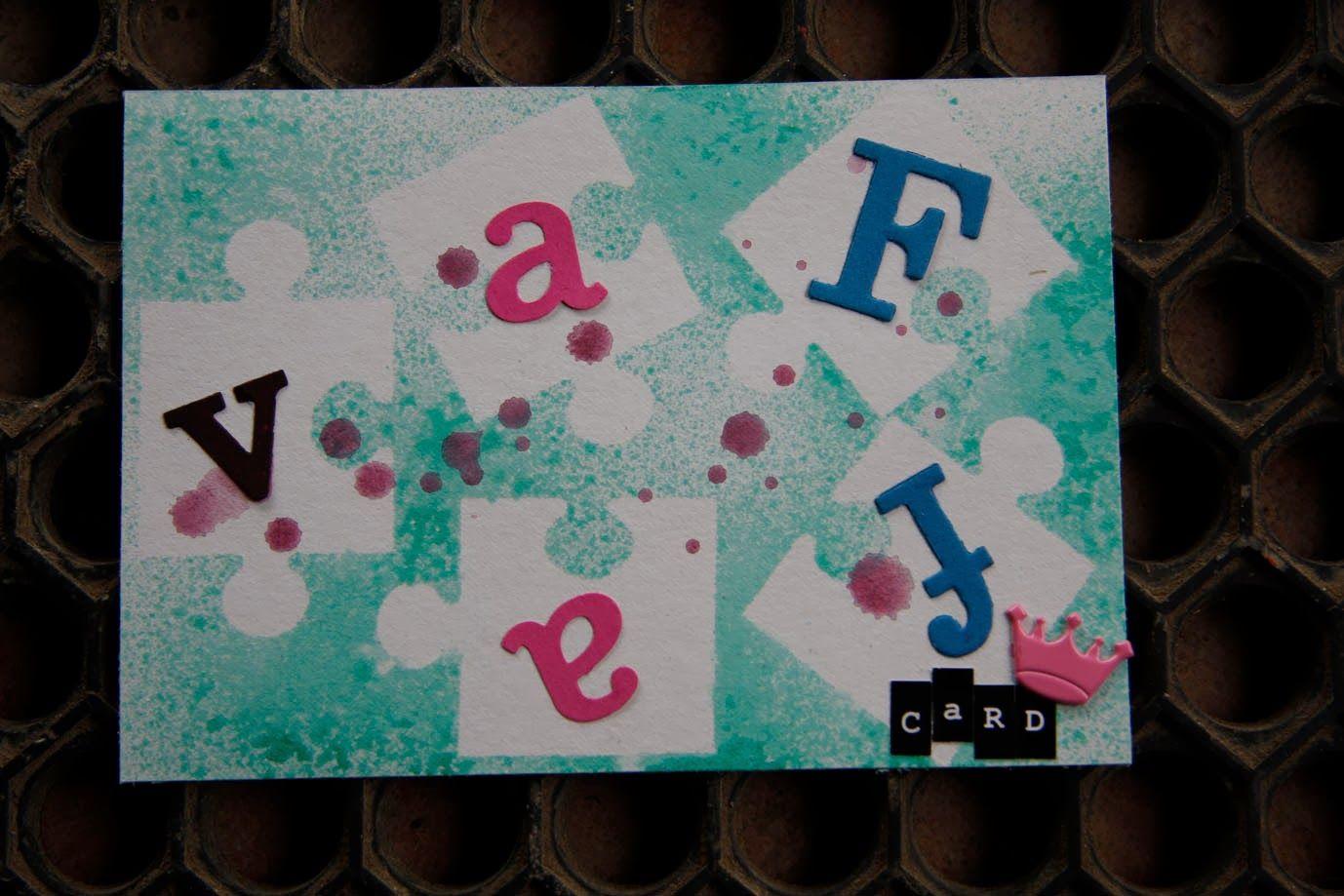 vaffa card