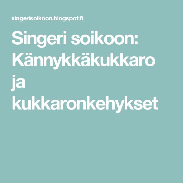 Singeri soikoon: Kännykkäkukkaro ja kukkaronkehykset
